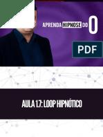 Aula 1.6 Loop Hipnótico
