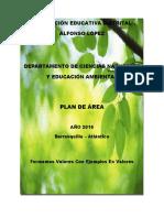 Plan de Estudios Nuevo 2016