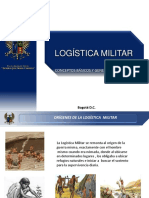 LOGISTICA MILITAR