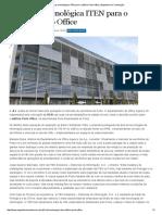 JLL Traz a Tecnológica ITEN Para o Edifício Porto Office _ Engenharia e Construção