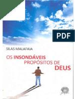 OS INSONDAVÉIS PROPÓSITOS DE DEUS