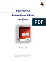 Sidewinder Manual