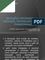 Educação e Sociedade