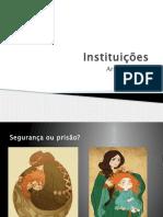 GEHLEN Instituições