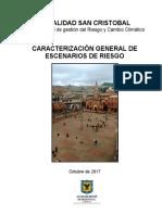 IDENTIFICACI+ôN Y PRIORIZACI+ôN DE ESCENARIOS DE RIESGO
