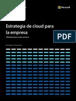 Estrategia de Cloud para empresa