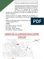 Mapa de Jurisdiccion