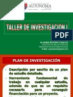 Sesion 1 - El Trabajo de investigacion.ppt