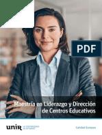 Maestria Liderazgo Centros Educativos Mx