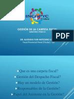 Carpeta Fiscal 1 - Dr. Yuri Alioska Antezano.