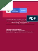 Lineamientos Dosis Refuerzo Varicela (1)