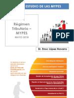 3. Regimen tributario MYPE 2018.pptx