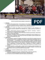 1° INTERVENCION URBANA VILLA RICA 2019