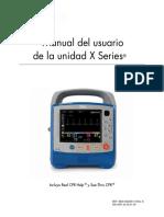 Manual de Ususuario de Desfibrilador Zoll Serie x