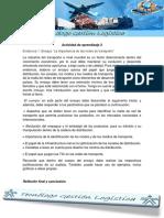 """Ensayo """"La Importancia de Las Redes de Transporte_-_"""