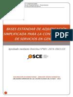 SUPERV-SERVICIO - Bases Estandar as Servicios en Gral 2019