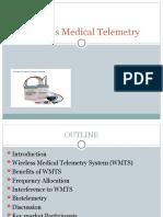 Wireless Medical Telemetry