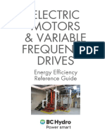 Electric Motor Vfd Reference Guide