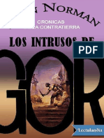 9 - Los Intrusos de Gor - John Norman