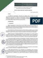 Resolucion Consejo Directivo 086 2019 Resuelve Otorgar Licenciamiento Institucional Udh