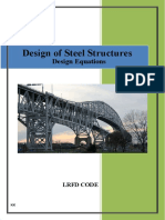 Steel LRFD Design Equations REV0