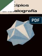 Principios de Cristalografia E. Flint
