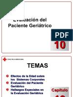 Capítulo 10. Evaluación del paciente