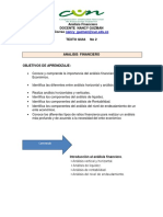 Analisis Financiero 2do Corte 2018