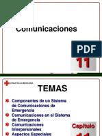 Capítulo 11 - COMUNICACIONES