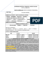 syllabus general Cátedra Caldas