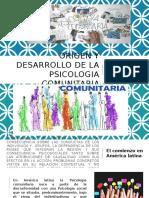 Origen y desarrollo de la Psicologia comunitaria.pptx