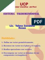 UCP Sistema Tridimel (2016-1)