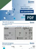 Rendición de Cuentas 2018 - 2019_Version Final