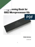 programação 6802