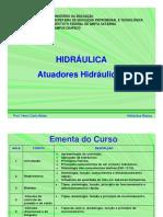 Curso de Hidraulica - Atuadores