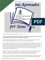 Apostila _ as Sete Características Do Obreiro Aprovado