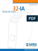 Servidor Serial SSE232