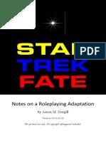 Fate Core Trek
