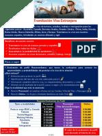 Visa Extranjera - English Group
