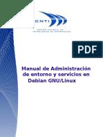 Manual Administrador Debian