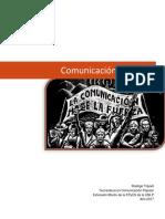 Comunicación Popular II