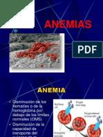 Generalidades de anemias