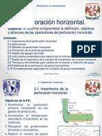 Perforación Horizontal