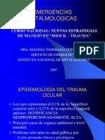 Emergencias Oftalmologicas Resumen