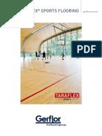 Taraflex Brochure 1
