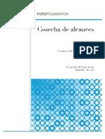 Cosecha de Alcances_folleto_enero de 2013.pdf