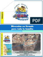 Parque Acuático Aqua Mundo