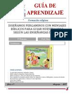 GUÍA DE APRENDIZAJE