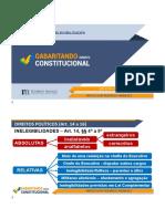 Material da Live 10 de Direito Constitucional