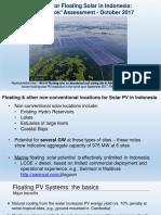 Millison Indonesia Floating Solar Converted